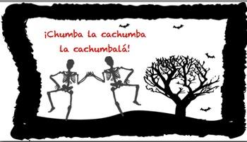 Los esqueletos - CHUMBA LA CACHUMBA (Bundle)