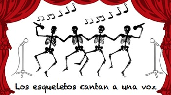 Los esqueletos - CHUMBA LA CACHUMBA (Video)