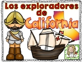 Los exploradores de California  California Explorers in Spanish