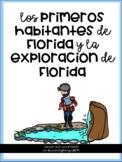 Las tribus y los exploradores de Florida