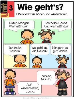 Los geht's 2 - Grundschul Arbeitsbuch - learn German