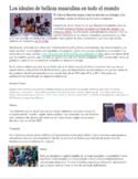 Los ideales de belleza masculina en todo el mundo: México, Italia, Estados Unido
