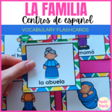 La Familia: Vocabulario y juegos -Family in Spanish. DISTA