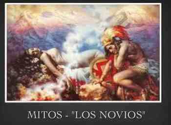 Los mitos - Latin-American myths and Irregular verbs in pr