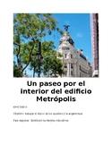 Los muebles: subasta en el interior del edificio Metrópolis (Madrid)