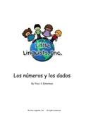 Los números y los dados/The numbers and dice game