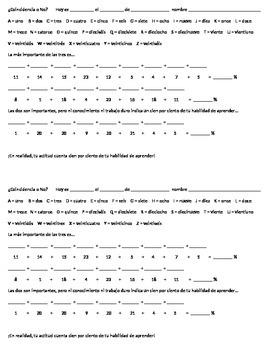 Los numeros 1-20 - La Actitud - Spanish numbers 1-20