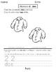Los números 1 al 10 - Numbers 1 to 10 - Hojas de trabajo - Worksheets