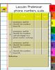 Los numeros DINB - Spanish Numbers Digital Interactive Notebook