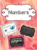 Los números / Numbers Bundle
