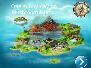Los pasatiempos - Super Mario Bros. PowerPoint Review Game