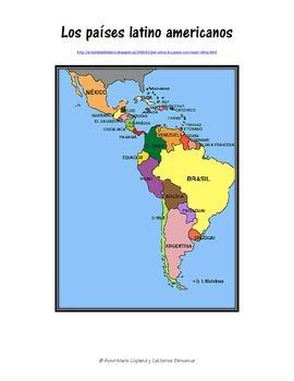 Los países latinos