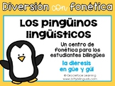 Spanish Phonics Center for diaeresis - Centro de fonética del diéresis güe güi