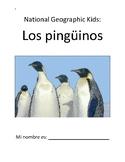 Los pingüinos - Libro de no-ficción - National Geographic Kids