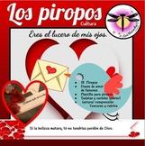 Los piropos : San Valentín Día de la amistad: Prácticas Cu