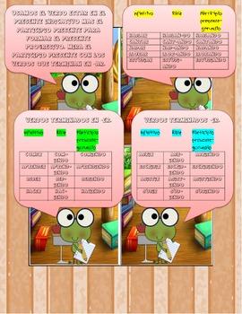 Los pronombres personales/the pronouns in spanish