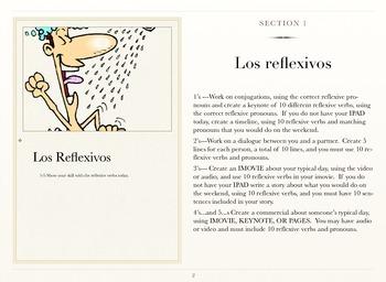 Los reflexivos, ser y estar y los adjetivos posesivos