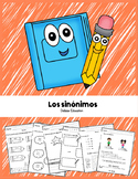Los sinónimos | Synonyms in spanish