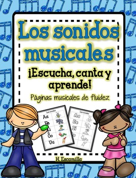 Los sonidos musicales - Musical sounds