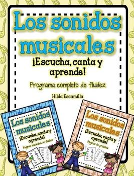 Los sonidos musicales - Musical sounds - Complete Bundle