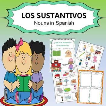 Los sustantivos - Nouns in Spanish