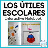 Los Útiles Escolares {Activity for Interactive Notebook}