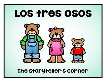 Los tres osos - Beginning Spanish Story