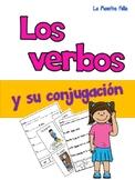 Spanish Conjugation of Regular Verbs / Los verbos y su conjugación en español.
