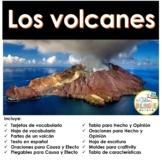 Los Volcanes - Volcanoes {In Spanish}