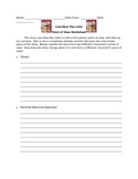 Lose Now Pay Later Point of View worksheet