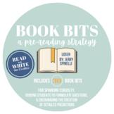 Loser Pre-Reading Activity- Book Bits