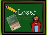Loser by Jerry Spinelli Novel Guide
