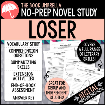 Loser close read teaching resources | teachers pay teachers.