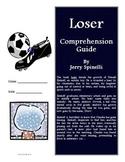 Loser Novel Study Unit Bundle