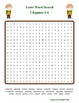 Loser (by Jerry Spinelli) Word Searches