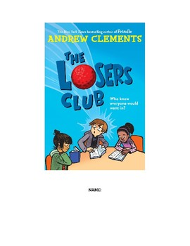 Losers Club Comprehension Questions