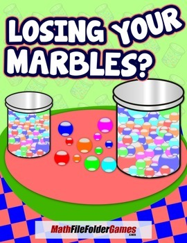 Losing Your Marbles? {Mental Math Game}