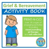Grief & Bereavement: A Child in Mourning Activity Book (Pr