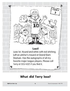 Lost: A Baseball