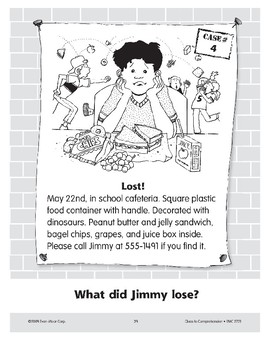 Lost: A Lunch Box