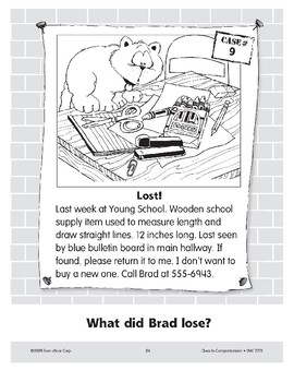 Lost: A Ruler