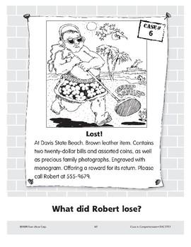 Lost: A Wallet