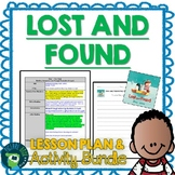 Lost And Found by Oliver Jeffers Lesson Plan and Activities
