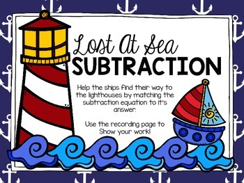 Lost At Sea SUBTRACTION