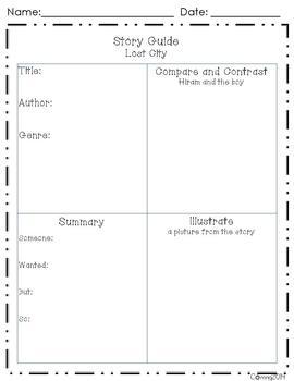 Lost City : Reading Street : Grade 4