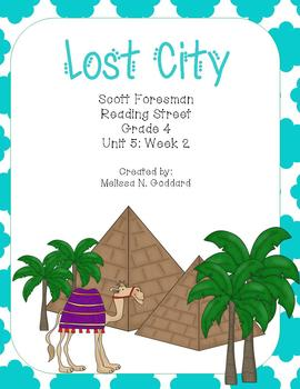 Lost City : Reading Street : Grade 4