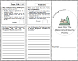 Lost City: The Discovery of Machu Picchu - 4th Grade Reading Street