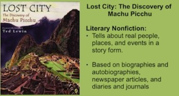 Lost City: The Discovery of Machu Picchu Vocabulary Presentation