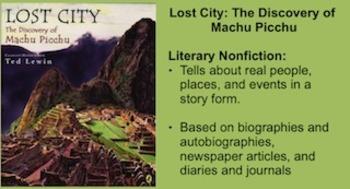 Lost City: The Discovery of Machu Picchu Vocabulary Presentation