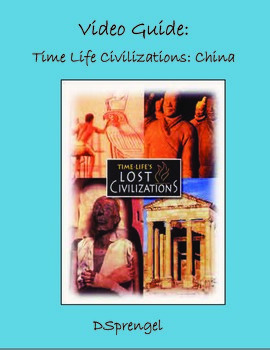 Lost Civilizations Time Life China Movie Video Guide (2004)